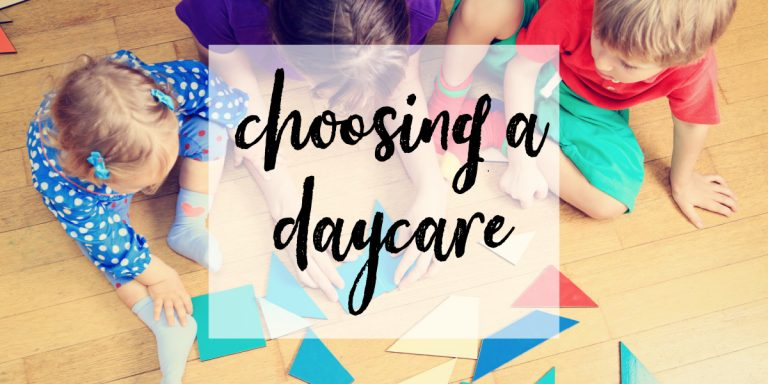 7 Helpful Tips For Choosing the Best Daycare