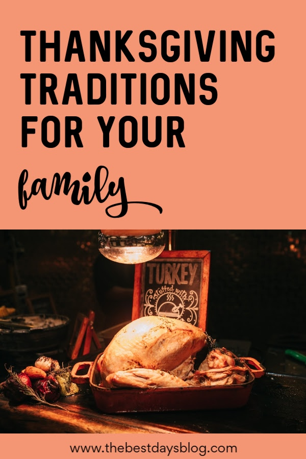 thanksgiving traditions for your family