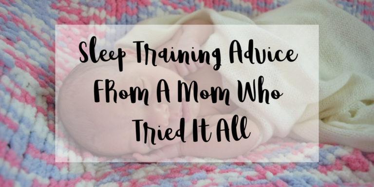 Sleep Training Advice From a Mom Who Tried It All