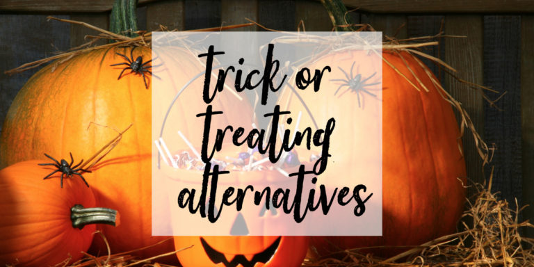 Fun Alternatives to Trick or Treating this Halloween