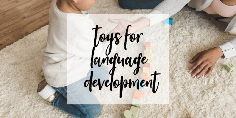 Toys To Help Your Toddler Learn To Talk