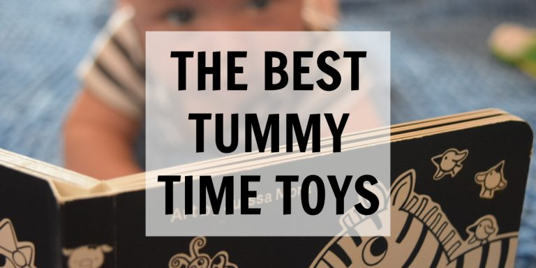 The Best Toys for Babies Who Hate Tummy Time